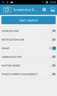 Aplikasi Screenshot Easy di Sceen Capture Android