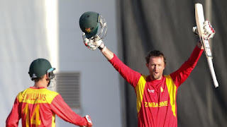 Zimbabwe vs New Zealand 1st ODI 2015 Highlights