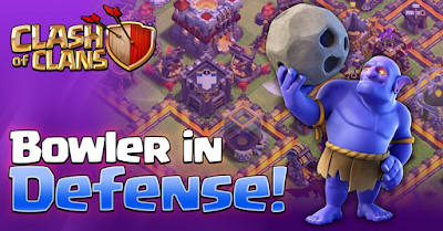Clash Of Clans v8.212.9 Bowler Defense