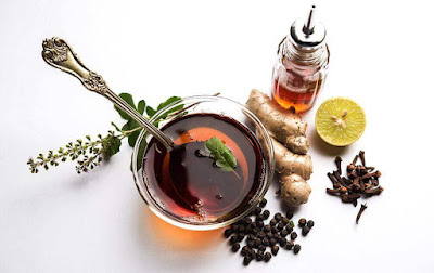 Benefits of Ayurvedic decoction in cold and fever