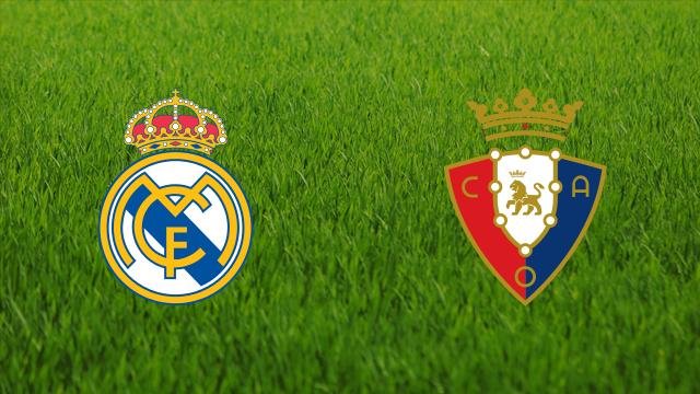 معلق مباراة ريال مدريد وأوساسونا القادمة في الدوري الإسباني
