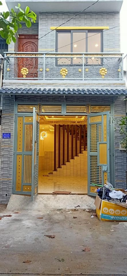Bán nhà hẻm 8m Đường số 4 Bình Hưng Hòa A quận Bình Tân dưới 4 tỷ 2021