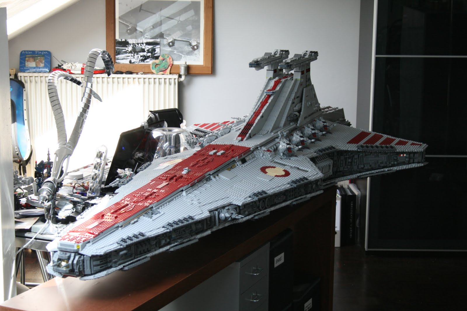 lego republic star destroyer - photo #39