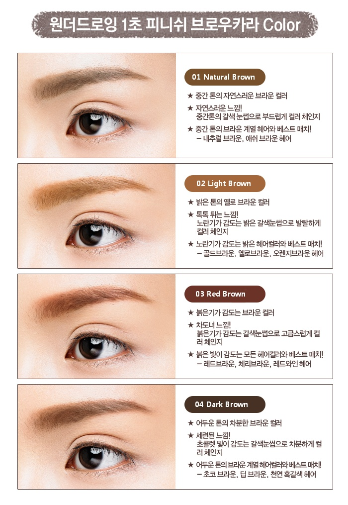 List Of Coloring Eyebrows With Pencil Pict Best Pictures