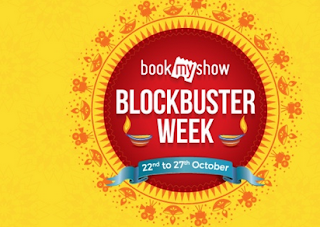 bookmyshow weekend offer