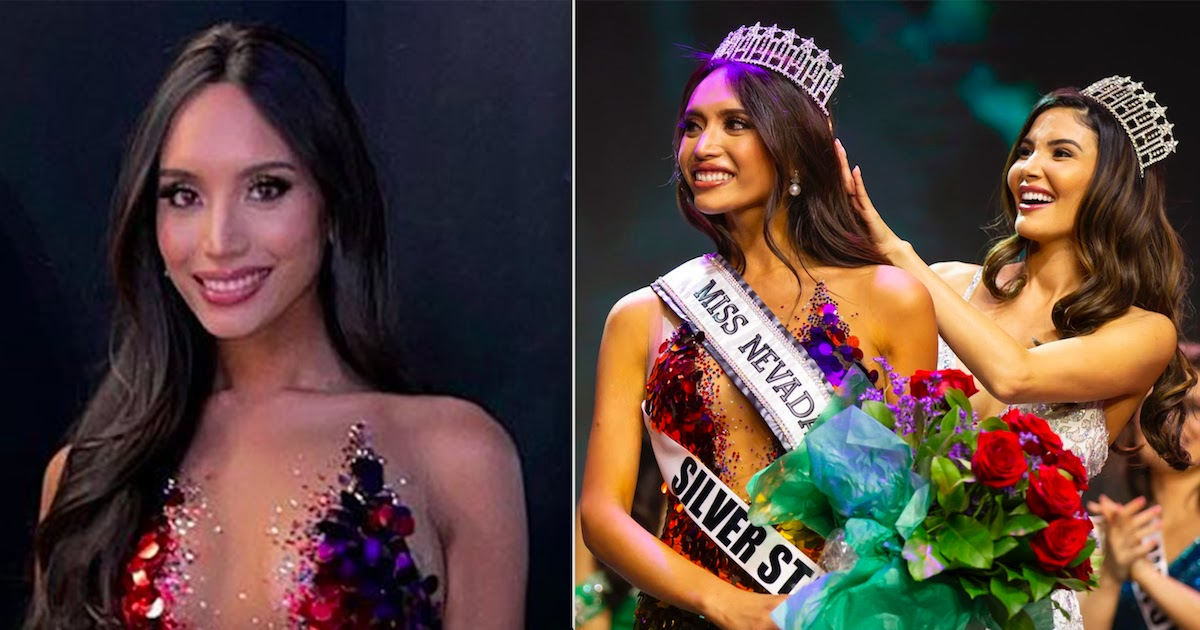 Transgender Woman Wins Miss Nevada Entering The Competition For Miss USA 2021