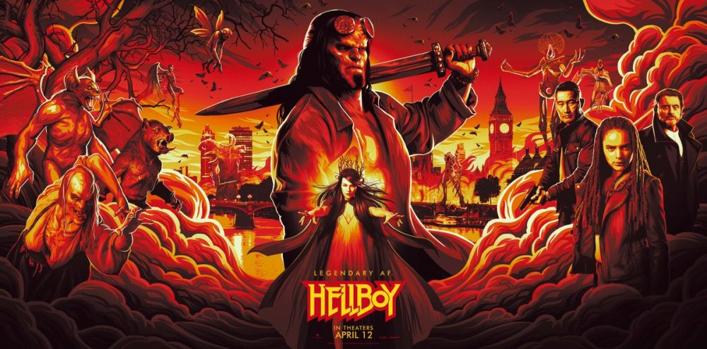222 Hellboy Review and What I Want From The PS5   Helix