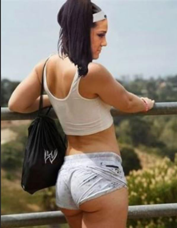 Bayley hot bubble butt. StrengthFighter.com