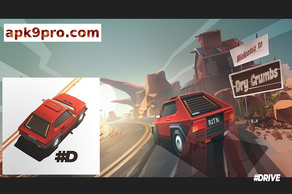 #DRIVE v1.7.3.1 Apk + Mod (File size 73 MB) for android