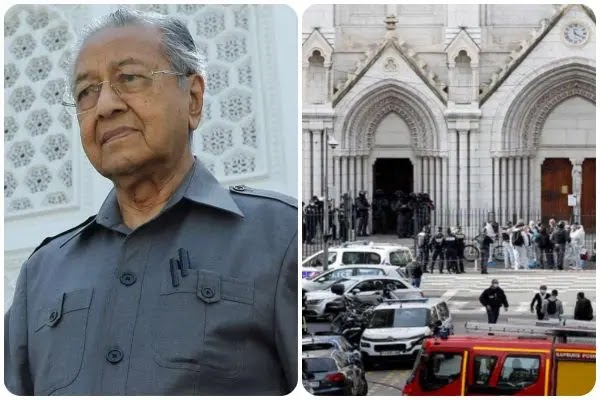 Muslims 'have right to kill millions of French people' – Malaysia's former PM says
