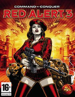 تحميل لعبة red alert 3 كاملة من ميديا فاير تنزيل  ريد اليرت 3 كاملة برابط واحد