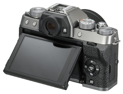 2. Fujifilm X-T100 Mirrorless Camera