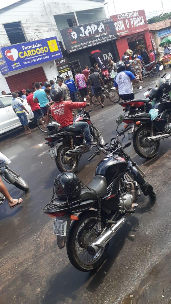 INSEGURANÇA - Empresário caxiense é morto a tiros no bairro Volta Redonda