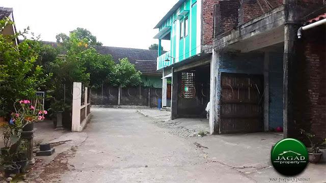 Rumah Etnik Kayu di Maguwoharjo