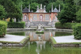 salisburgo hellbrunn castello