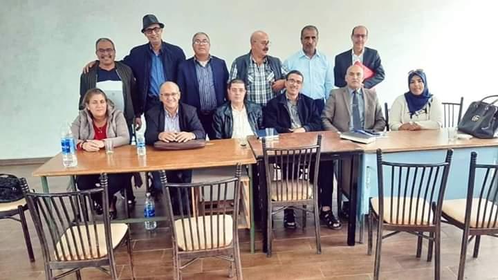 لمكتب الوطني للجمعية الوطنية لمديرات ومديري الثانويات العمومية بالمغرب يجتمع بالبيضاء ويطالب بإنصاف المديرات والمديرين وباقي أطر الإدارة التربوية: