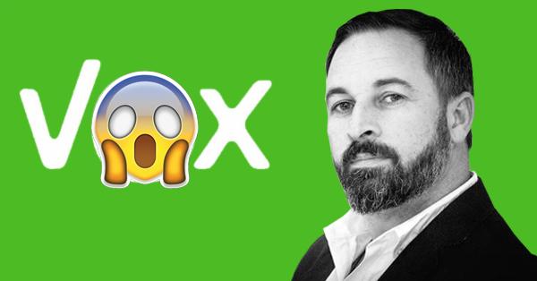 Vox publica un montaje de la Gran Vía repleta de ataúdes para atacar al Gobierno