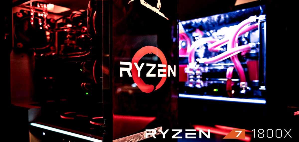 Procesador AMD Ryzen 7