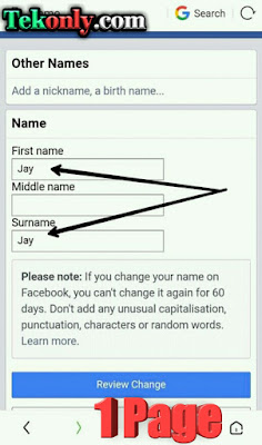 How To Make Bubble Name Facebook Account 2019