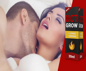 Gel Hot Grow Adulto Funciona Mesmo? Pra Que Serve?