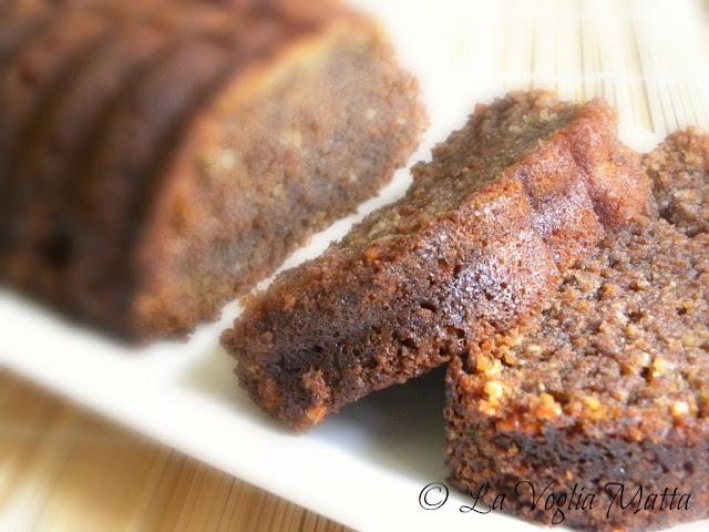 cake con sorpresa alle nocciole