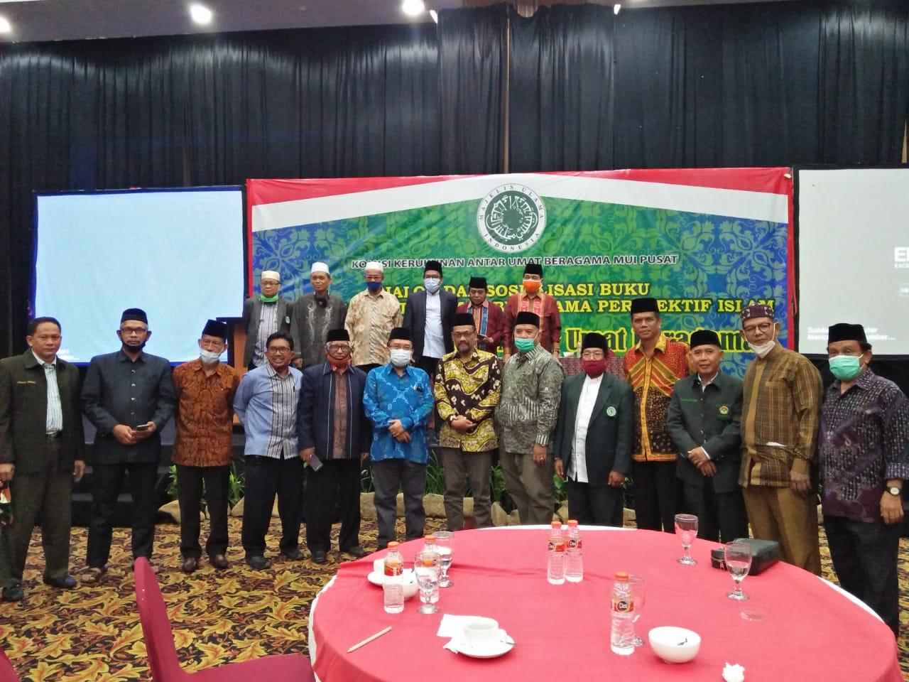 Kerukunan Antar Umat Beragama Perspektif Islam