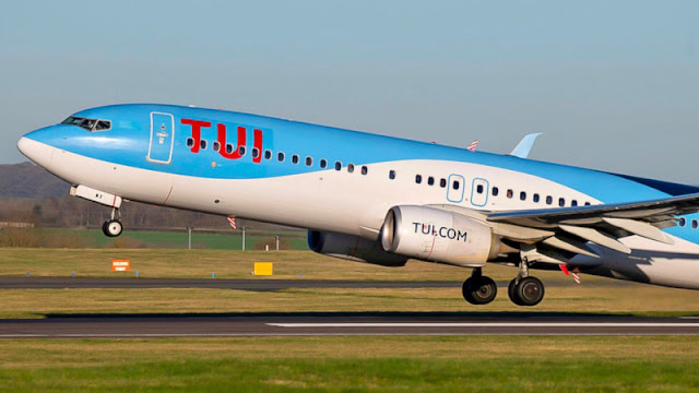 FLYING DURING COVID19 (TUI AIRLINES)