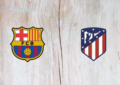 Barcelona vs Atletico Madrid -Highlights 9 January 2020