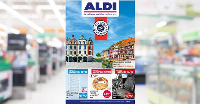 Catalogue ALDI Du 10 Au 16 Octobre 2018