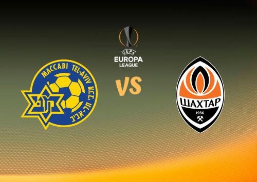 Maccabi Tel Aviv vs Shakhtar Donetsk  Resumen