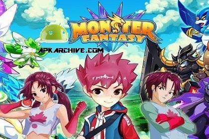 Download Game Android Monster Fantasy v1.0 APK Terbaru Mei 2016