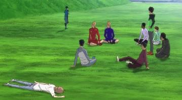 Kaze ga Tsuyoku Fuiteiru – Episódio 3