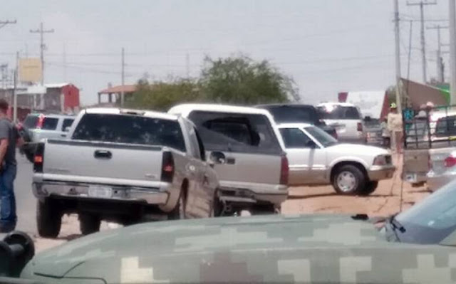 Guerra CDS Vs CJNG, Sicarios matan a bebe de 8 meses y a su papa en centro de vacunación anticovid en Fresnillo; Zacatecas