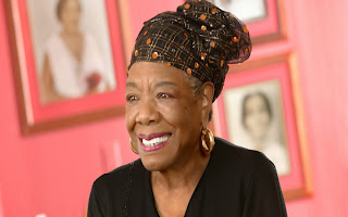 "Maya Angelou's Top 11 Inspirational Quotes: ""Success is liking yourself, liking what you do, and liking how you do it."""