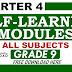 4th Quarter Self-Learning Modules Grade 9 All Subjects