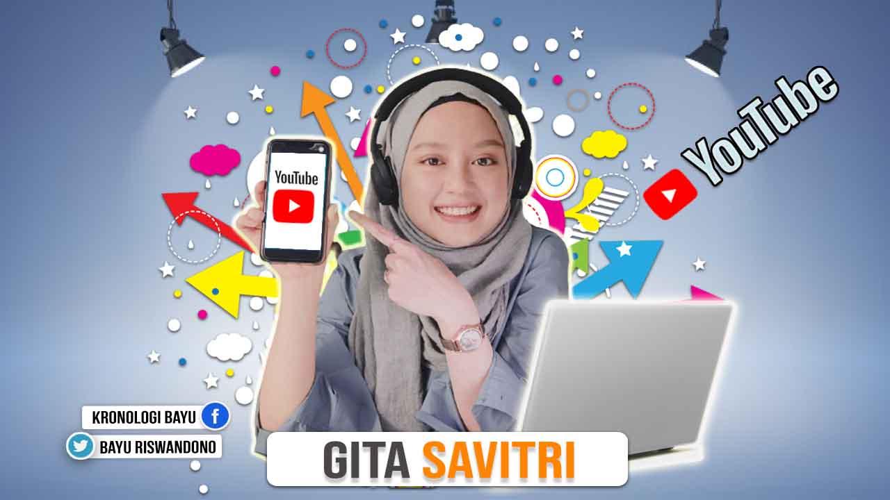Profil Biodata Gita Savitri,Biografi Gita Savitri, Nama Lengkap dan  Agama Gita Savitri, Pendidikan Gita Savitri, Penghasilan Youtube Gita Savitri