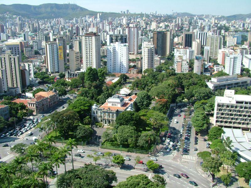 Belo Horizonte, Capital de minas Gerais
