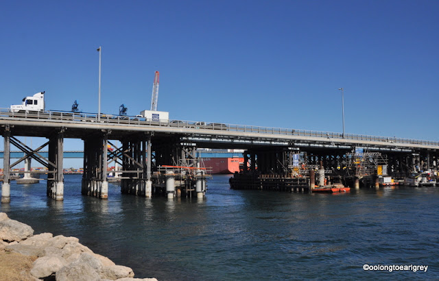 Fremantle Traffic Bridge, Fremantle, Western Australia