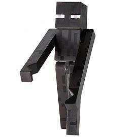 Minecraft Series 2 Enderman Overworld Figure