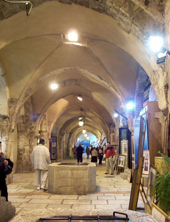 Jerusalem Cardo Maximus