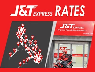 J&T Express Rates – Luzon, Visayas, Mindanao and Island Delivery