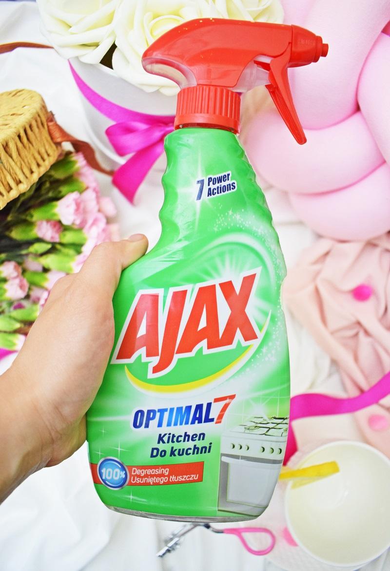 Ajax Kuchnia i Tłuste Plamy