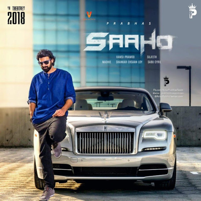 Saaho Movie latest New Posters HD Wallpapers