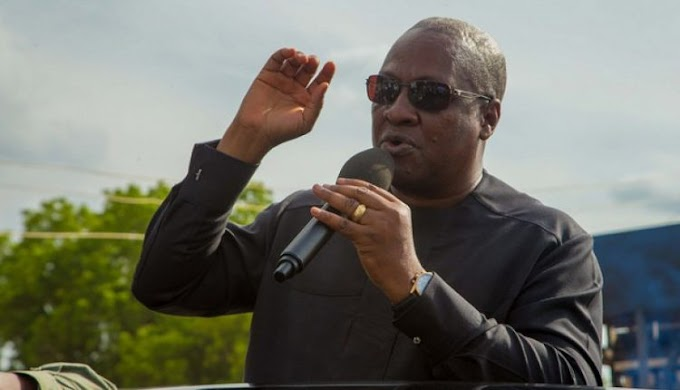 "Akufo-Addo needs ""Obinim sticker"" to perform – Mahama"