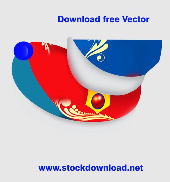 vector bàn chân vẽ 3d file trang trí