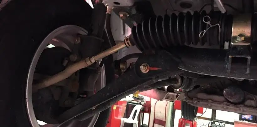 Clicking Noise When Turning