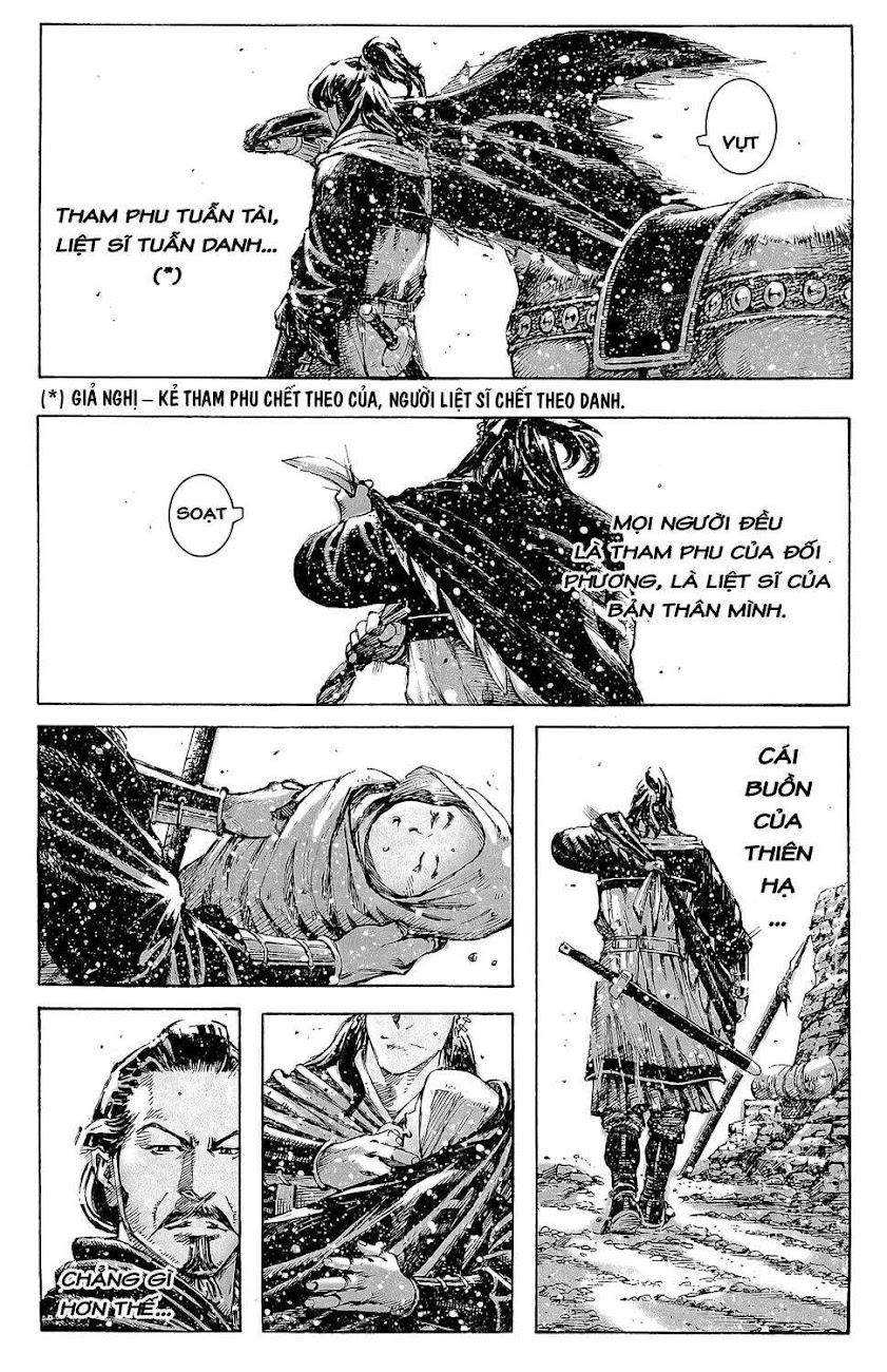 Hỏa phụng liêu nguyên Chương 388: Công tử khóc rồi [Remake] trang 9