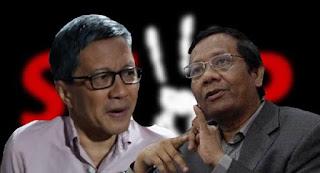 Jika Mafhud MD Tak Diangkat Menteri, Rocky Gerung: Pasti Jadi Deklarator KAMI
