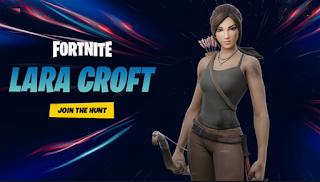 How To Get Lara Croft Skin In Fortnite Chapter 2 Season 6