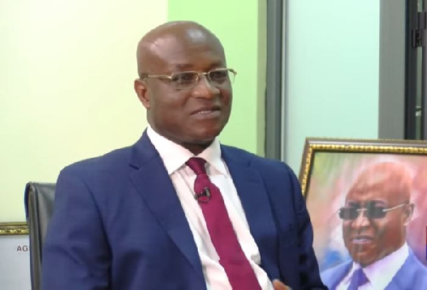 90% of NPP's polling station executives are useless to the party – Kyei-Mensah-Bonsu